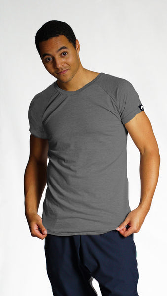 KB Essential Tee in Grey