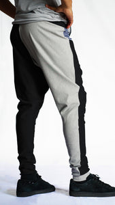 KB Fearless Pants in Black-Grey