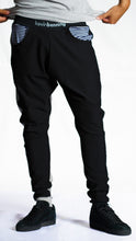 Load image into Gallery viewer, KB Fearless Pants in Black-Grey