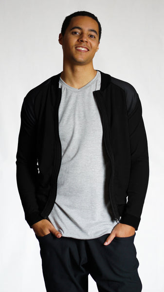 KB Steadfast Jacket in Black