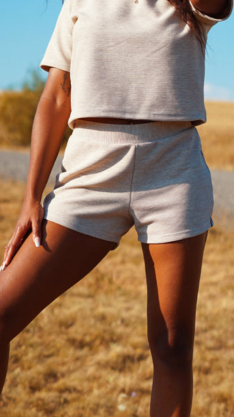 KB Dreamer Shorts in Beige