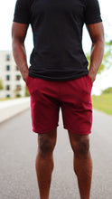 Load image into Gallery viewer, KB Devon Shorts in Bordeaux