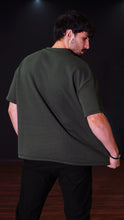 Load image into Gallery viewer, KB Polaris Oversized Tee in Olive