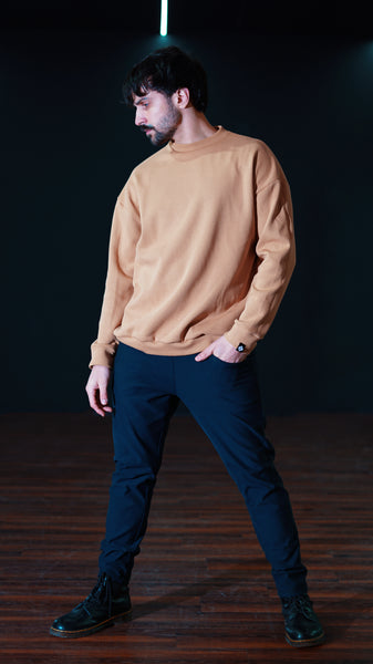 KB Polaris Pullover in Camel