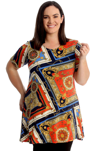 01a5ab7f8ab ... 14  16  18  20  22-24  26-28  Pack. Add to Cart Quick View. No reviews.  Abstract Print Swing Top