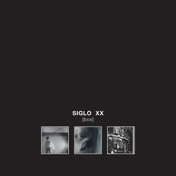 Siglo XX - [BOX] CD / T-shirt