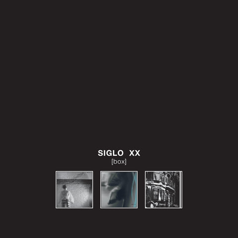 Siglo XX - [BOX] 3x Vinyl Box Set + T-Shirt