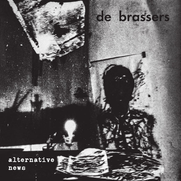 De Brassers - Alternative News LP