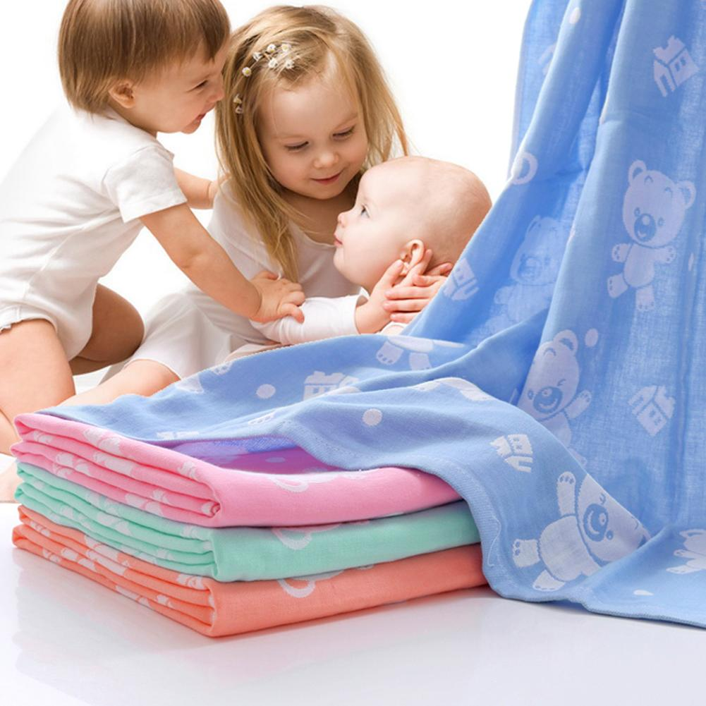 Baby Bath Cotton Towel - Clean Baby Station