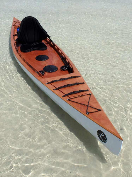 Build Your Own F1430 or F1830 Sit on Top Kayak by JF Bedard