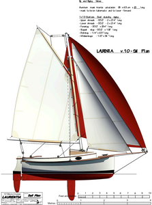Laurentia- 13' Cutter