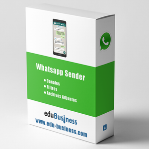 Whatsapp Sender - Software Instalable