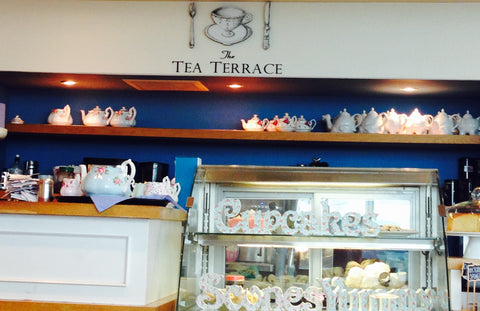 te tea terrace