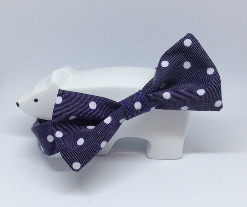 London mini bow tie
