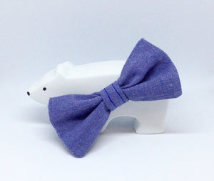 Oxford mini bow tie