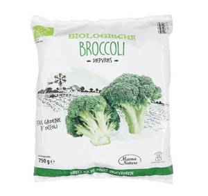 Organic vegetables: broccoli