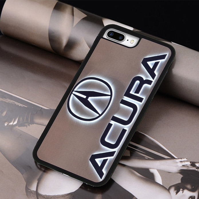 Acura Car Logo IPhone SSCSESS Plus Plus Case - Acura phone case
