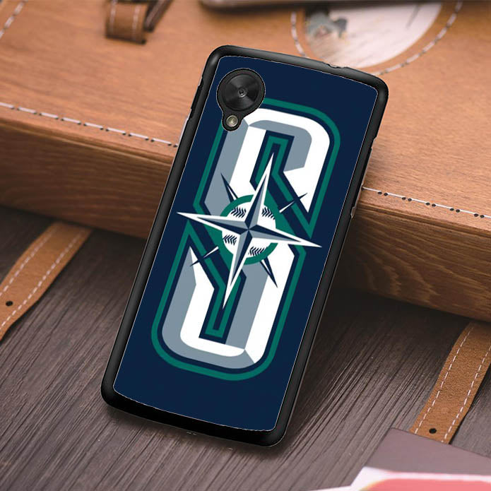 Seattle Mariners Symbol Nexus 4567 Case Valeriumstore