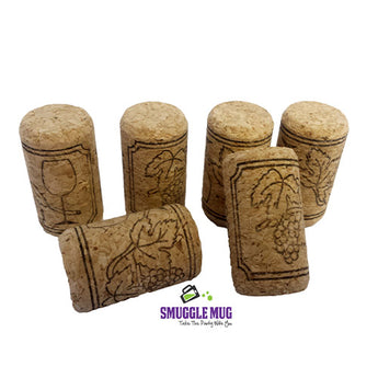 Wine Bottle Corks 6x