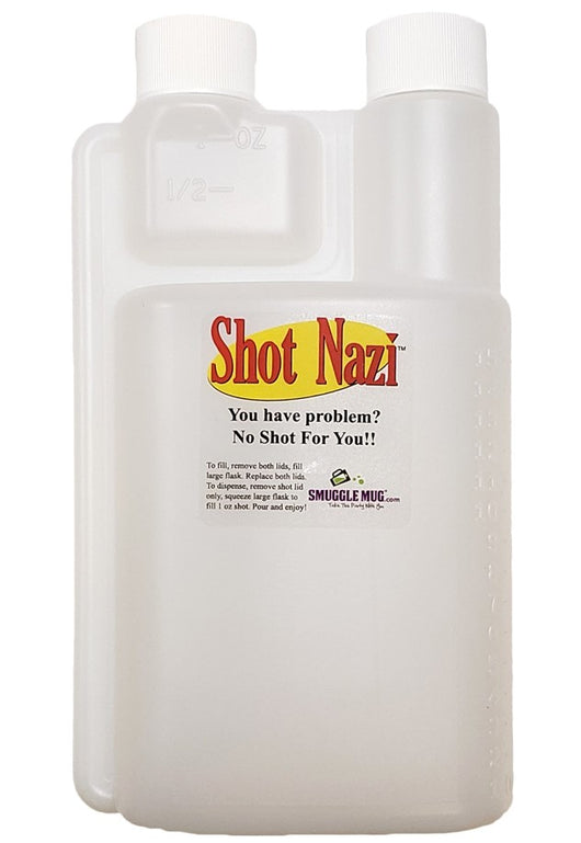 Shot Nazi Perfect Shot Dispensing Flask