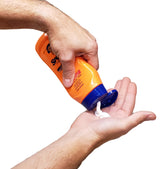 Sunscreen Flask Smuggle Mug Hidden Flask dispenses real