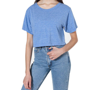 Sexy Women's T-Shirts Tops Cropped