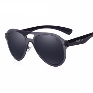 New Brand Design Fashion Aviation Sunglasses Unisex