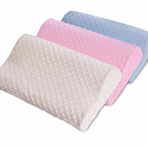 Soft Travel Memory Foam Space Pillow
