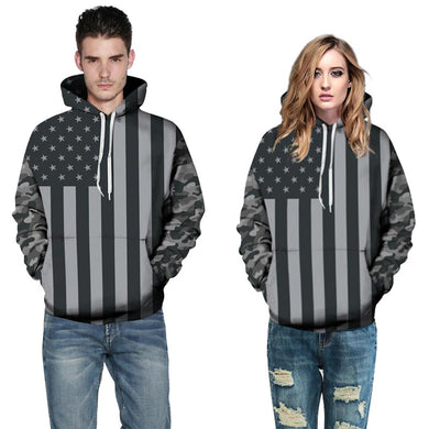 3d Sweatshirts American Flag For Men & Women