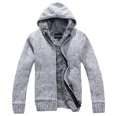 Warm Sweatshirts Hooded For Men