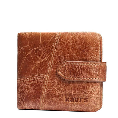 Luxury Leather Wallets Unisex