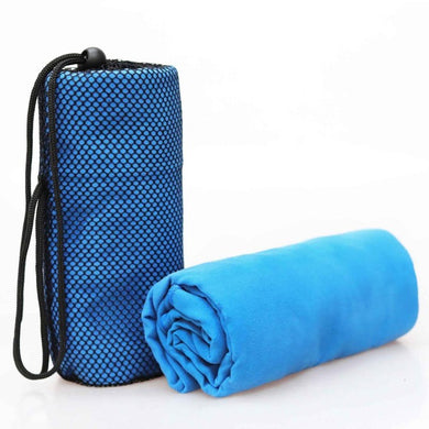 Sports Towels With Bag Microfiber