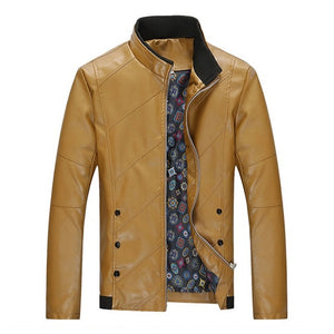 Fashion Men's Leather Jackets