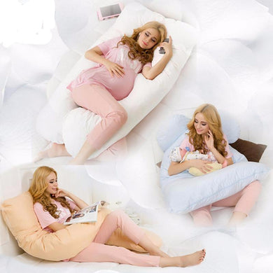 Comfortable And Safe Pillow For Pregnant Women
