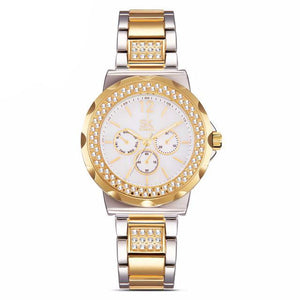 New Fashion Women's Rhinestones Watches