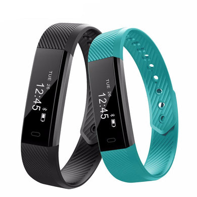 Smart Wristband Fitness Tracker, Activity Pedometer