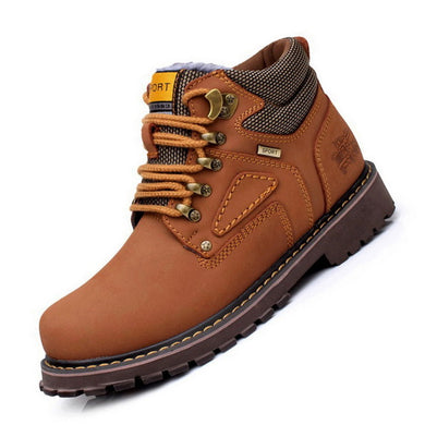 Winter Warm Boots For Men