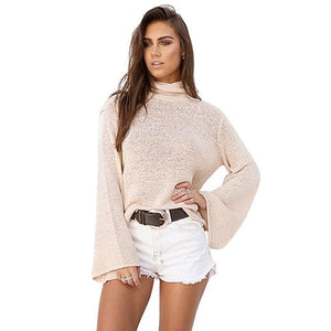 Autumn Winter Sexy Sweater For Women