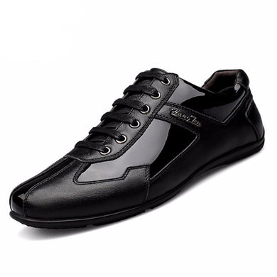 High Quality Genuine Leather Men's Shoes