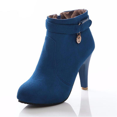 Luxury Elegant Ladies Boots