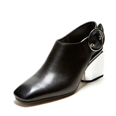 Genuine Leather Women's Dress Shoes