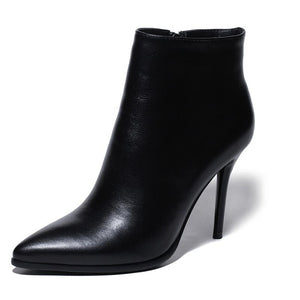 High Quality Genuine Leather Boots For Women