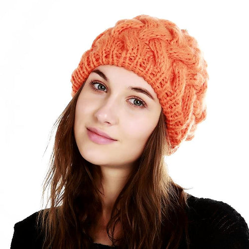 Winter Warm Beanie Hats For Women