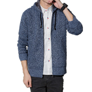 Men's Warm Fur Thick Sweatshirts