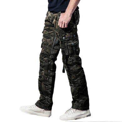 Cargo Tactical Pants For Men