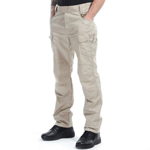 Men Tactical Waterproof Cargo Pants