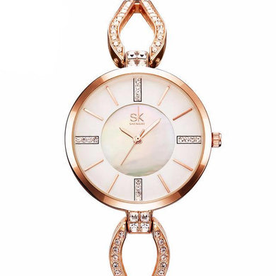 Luxury Bracelet Wrist Watch For Ladies