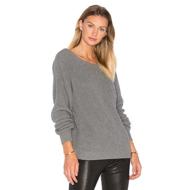 Autumn Casual Sexy Sweaters For Women