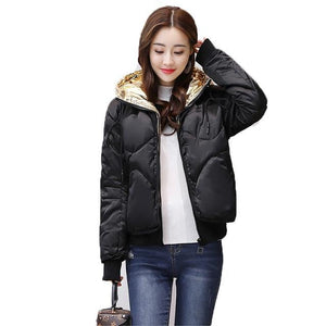 Warm Short Jaket For Women