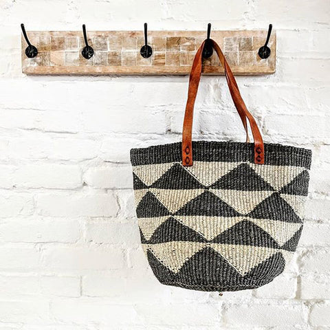 Gifts for Mom Sisal Market Tote